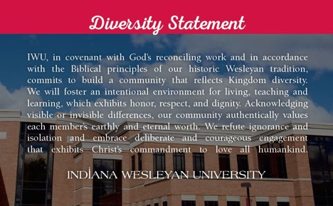 Iwu Diversity Commitment And Presidents Diversity Commitment