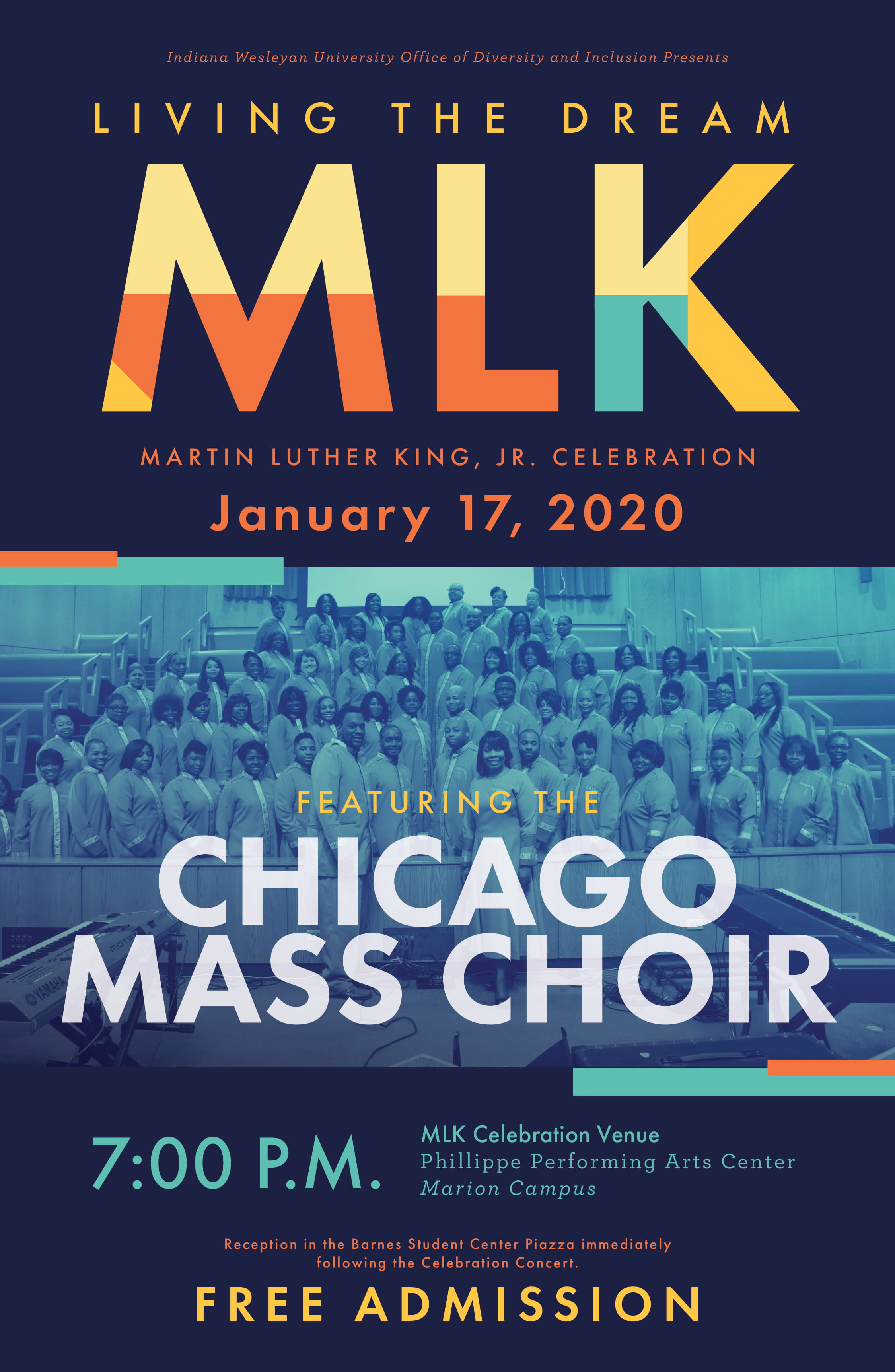 2020 MLK Poster