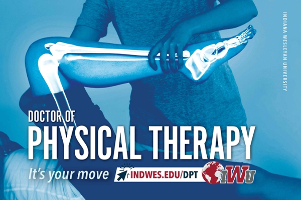 Doctor of Physical Therapy. It's your move. indwes.edu/DPT