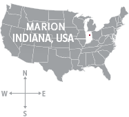 International Students Undergraduate Admissions Indiana - Indiana in us map